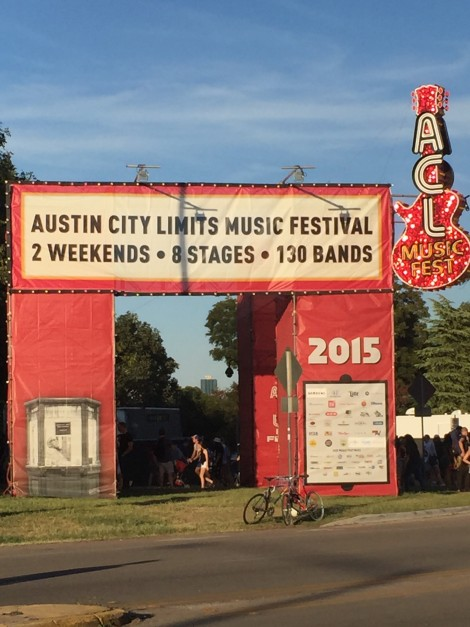 ACL ENTRANCE
