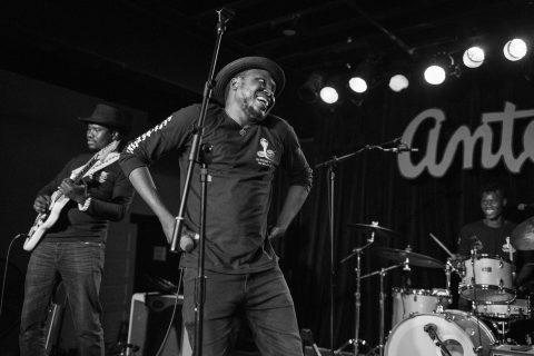 Songhoy Blues at Antone's
